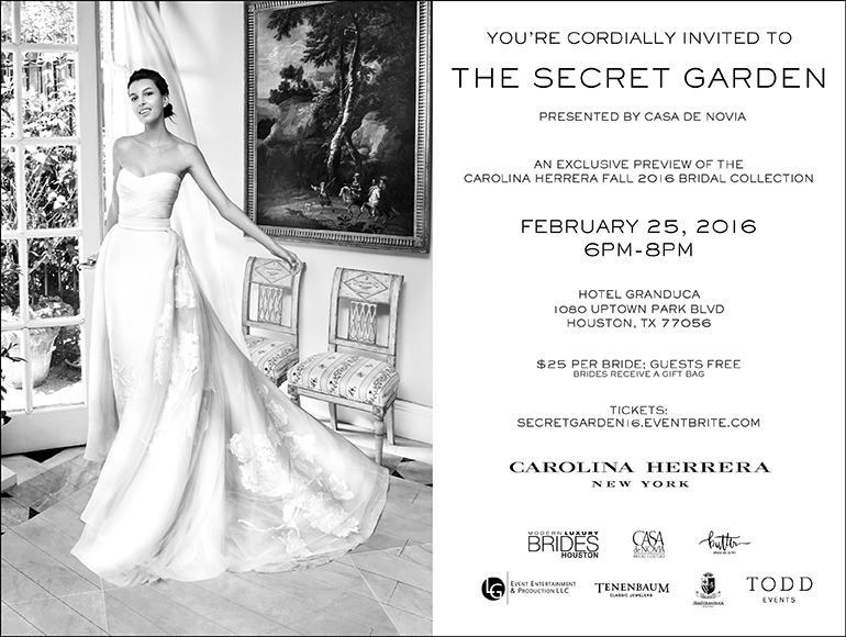 Caroline Herrera Fall 2016 Fall Bridal Collection Preview